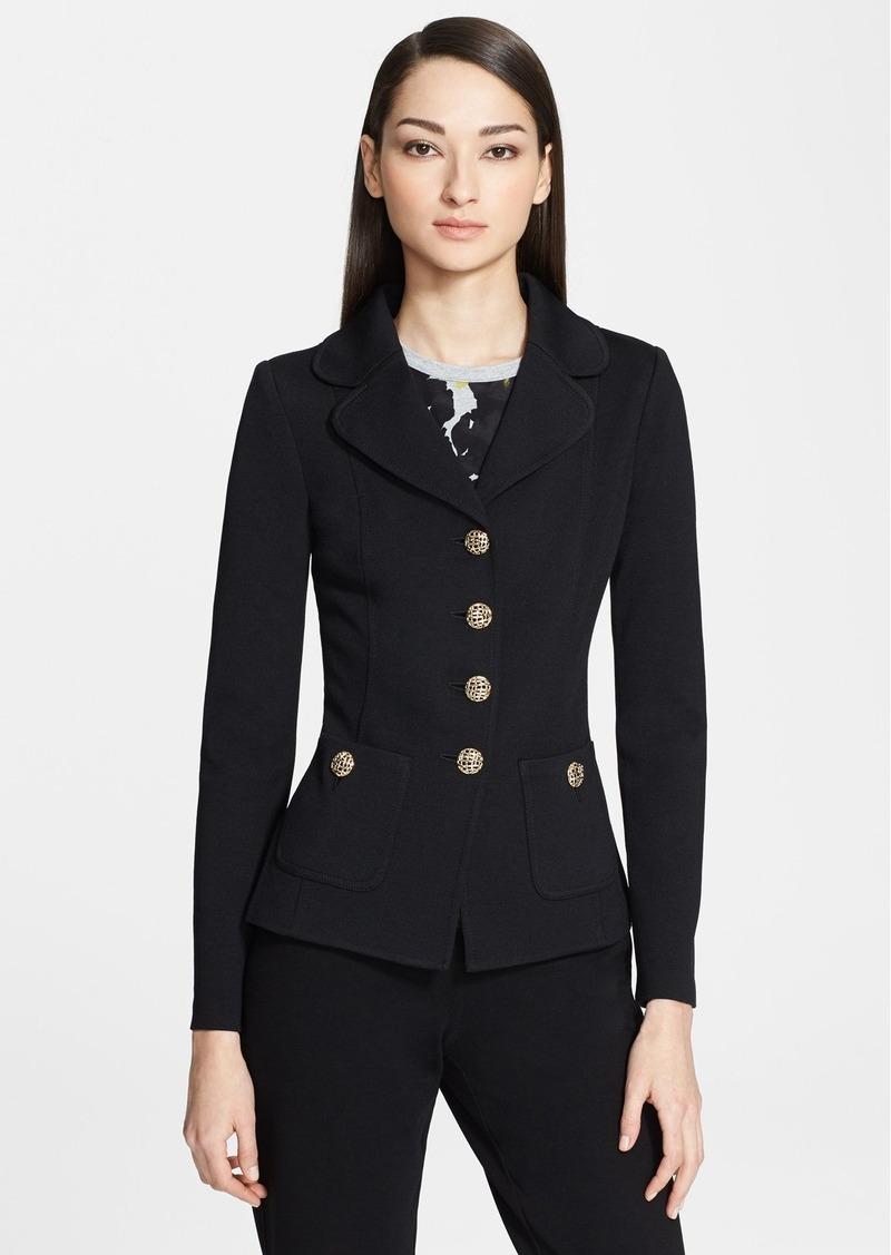 St John St John Collection Milano Knit Jacket