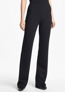 St. John Collection Milano Knit Pants