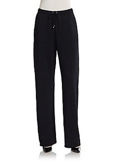 St. John Collection Santana Knit Pants