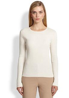 St. John Ribbed Sweater