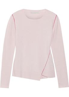 Stella McCartney Asymmetric cashmere sweater