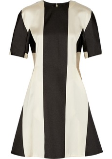 Stella McCartney Bianca satin-twill mini dress