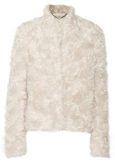 Stella McCartney Bruce mohair-blend jacket