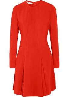 Stella McCartney Claude stretch-cady mini dress