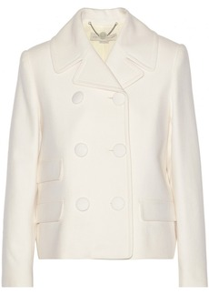 Stella McCartney Colette wool and cashmere-blend twill jacket