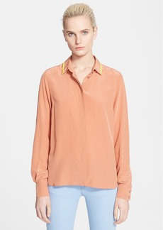 Stella McCartney Crêpe de Chine Blouse