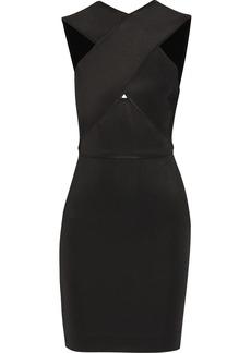 Stella McCartney Cross-over bandage-jersey dress