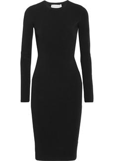 Stella McCartney Cutout-back stretch-knit dress