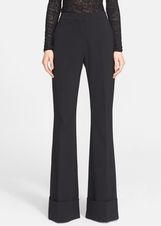 Stella McCartney 'Dakota' Wide Leg Flare Pants