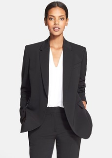Stella McCartney Double Breasted Boyfriend Jacket