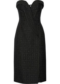 Stella McCartney Dyana jacquard dress