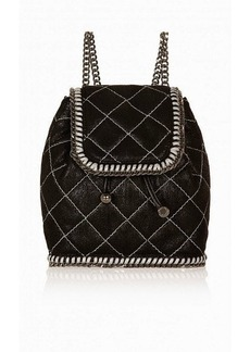 Stella McCartney FALABELLA QUILTED MINI BACKPACK