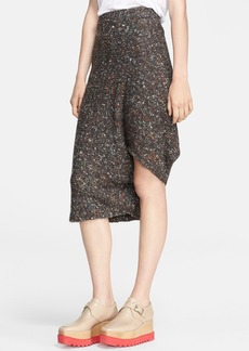 Stella McCartney Mélange Knit Skirt