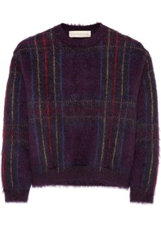 Stella McCartney Mohair and wool-blend sweater