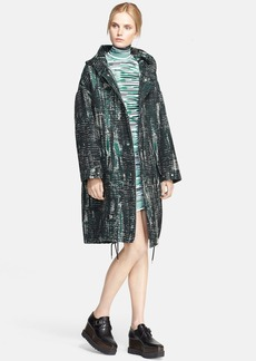 Stella McCartney Oversized Jacquard Anorak