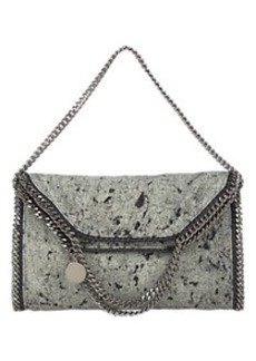 Stella McCartney Splash Falabella Small Foldover Tote