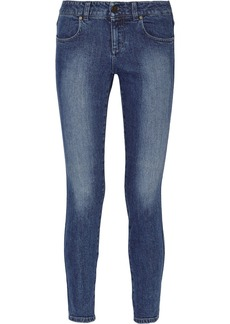 Stella McCartney Stretch-denim skinny jeans
