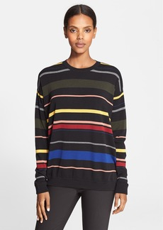 Stella McCartney Stripe Wool Sweater