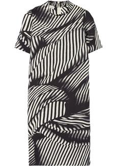 Stella McCartney Striped silk dress