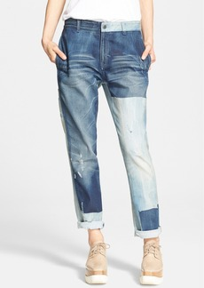 Stella McCartney 'The Patchwork' Boyfriend Jeans