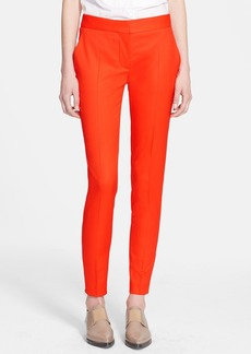 Stella McCartney 'Vivian' Wool Ankle Pants