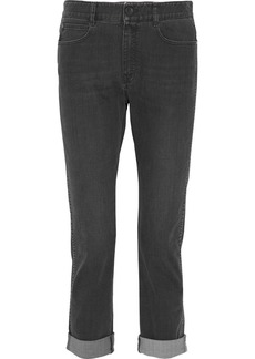 Stella McCartney Warner mid-rise boyfriend jeans