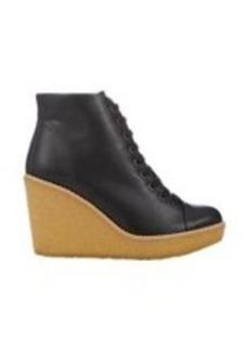 Stella McCartney Wedge-Heel Ankle Boots