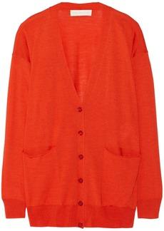 Stella McCartney Wool and silk-blend cardigan