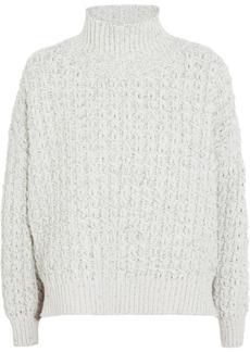 Stella McCartney Wool-blend turtleneck sweater