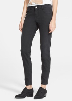 Stella McCartney Zip Detail Skinny Jeans