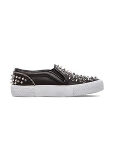 Peace Love Shea x Steve Madden Fairfax Slip On in Black