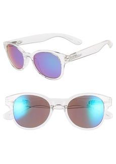 Steve Madden 48mm Mirrored Sunglasses
