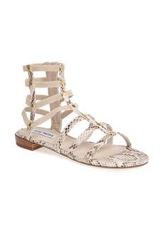 Steve Madden 'Athen' Gladiator Sandal (Women)