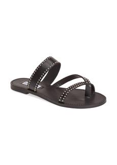 Steve Madden 'Aveery' Studded Toe Loop Sandal (Women)