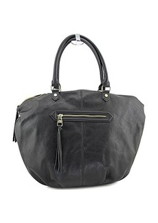 Steve Madden Bbubblee Over Size Convertible Tote,Black,One Size