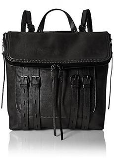 Steve Madden Bconvrt Convertible Backpack Satchel Bag, Black, One Size