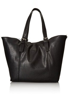Steve Madden Beliana Tote Bag, Black, One Size