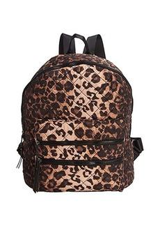 Steve Madden Benvoy Backpack, Leopard, One Size