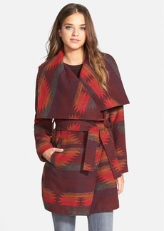 Steve Madden Blanket Wrap Coat
