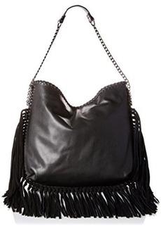 Steve Madden Bmadly Hobo Shoulder Bag, Black, One Size