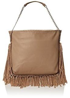 Steve Madden Bmadly Hobo Shoulder Bag, Taupe, One Size