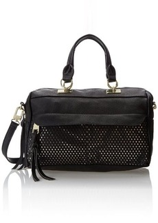 Steve Madden Bmayaa Top Handle Bag,Black,One Size
