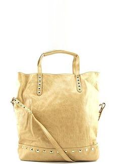 Steve Madden Borigami Messenger Bag,Camel,One Size