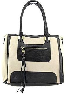 Steve Madden Bpreston Tote Shoulder Bag,Bisque,One Size