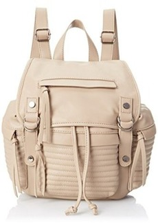 Steve Madden Broller Mini Fashion Backpack, Taupe, One Size