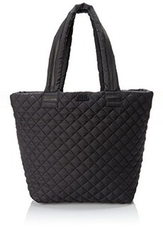 Steve Madden Broverr Quilted Tote Bag, Black, One Size