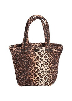 Steve Madden Broverr Quilted Tote Bag, Leopard, One Size
