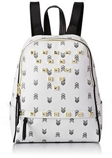Steve Madden Bscuti Backpack, White, One Size