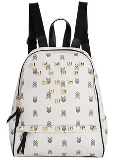 Steve Madden Bscuti Print Backpack With Studs