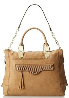 Steve Madden Bstolen Shoulder Bag,Camel,One Size